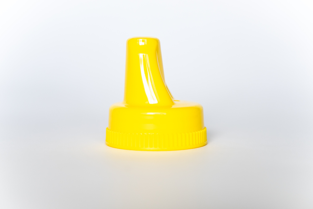 Yellow Sippy Cup Top image